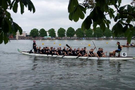 Drachenbootfestival Hannover